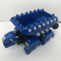 Netflix Dinotrux Ton-Ton Pull Back & Go Action Figure Blue Dump Truck Mattel - $19.99