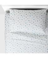 Full Sheet Set Pillowfort Shooting Star Full Sheet Set Blue/White - $7.91