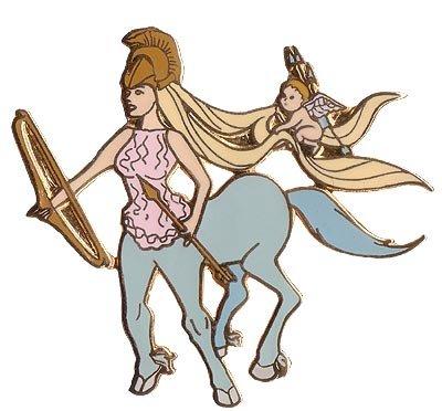 Disneyland - 45th Anniv Parade Archer Cupid Pin/Pins