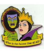 Disney Snow White Evil Queen dated 1937 pin/pins - $23.21