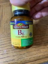 Nature Made Vitamin b6 100 MG 100 Tablets - $15.72