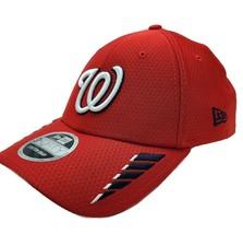 Washington Nationals New Era 9Forty Rush B1 Adjustable Snapback Hat MLB - £21.27 GBP