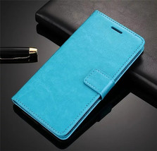 CHANHOWGP Flip Leather Case for Xiaomi Redmi 6 6A Global Phone Wallet Cases na f - $12.20