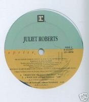 "Juliet Roberts (12"" Vinyl) I Want You (5 Remixes)"
