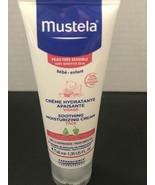 Mustela Soothing Moisturizing Face Cream 1.35 oz 40 ml. Baby Skin Care P... - $12.60