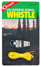Wilderness Signal Whistle - $4.57