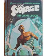 DOC SAVAGE #3 THE GHOST LEGION vintage Golden P... - $6.99