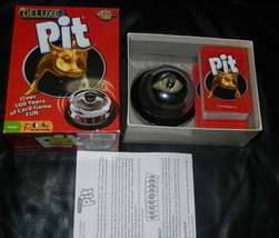 Deluxe Pit  Game-Complete - $16.00