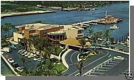FORT LAUDERDALE, FLORIDA/FL POSTCARD,Pier 66 Restaurant - $4.00