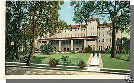 Early WINTER PARK, FLORIDA/FL POSTCARD, Hotel Alabama - $4.00