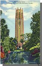 Nice LAKE WALES, FLORIDA/FL POSTCARD, The Singing Tower - $4.50