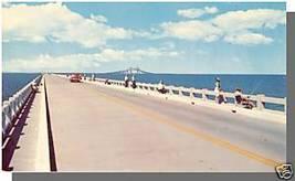 TAMPA BAY, FLORIDA/FL POSTCARD, Sunshine Skyway Bridge - $4.00