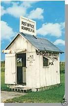 OCHOPEE, FLORIDA/FL POSTCARD, US Smallest Post Office - $4.50