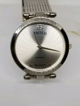 Paolo Gucci Watch Quartz Working  - $25.73