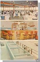 Nice KEY WEST, FLORIDA/FL POSTCARD, A & B Lobster House - $7.00