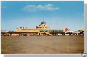CHICAGO, ILLINOIS/IL POSTCARD, Chicago Midway Airport