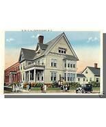 Early PAWTUCKET, RHODE ISLAND/RI POSTCARD, YWCA - $4.50