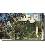KINGSTON, RHODE ISLAND/RI POSTCARD, URI, Davis Hall - $3.50