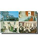 COLUMBIA, SOUTH CAROLINA/SC POSTCARD, Towne House Inn - $4.50