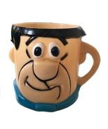 Vintage 1970's Flintstones Vitamins Cartoon Advertising Fred Flintstone ... - $29.65