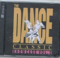 Dance Classic Showcase Vol.2 CD 2 Disc Tavares, Sylvester, Trammps
