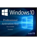 Windows 10 32 or 64 pro key with watermark thumbtall