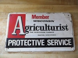 original old member Wisconsin Agriculture protective service Racine Wis.... - $109.25