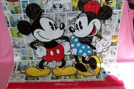 Walt Disney Store Mickey Minnie Mouse Large Collector Bag - $7.42