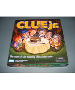 2003 Clue Jr. The Case of the Missing Chocolate Cake - $22.00