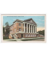 South Side Baptist Church Lakeland Florida 1920c postcard - $6.44