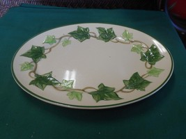 """Great FRANCISCAN """"Ivy"""" Earthware..... PLATTER   11.5"""" X 8.5"""" - $24.34"""