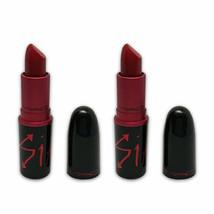 MAC Matte Lipstick - Viva Glam Sia - LOT OF 2 - $28.19