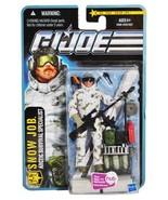 Hasbro G.I. Joe The Pursuit of Cobra Snow Job Action Figure 3.75 Inches - $81.13
