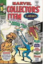 Marvel Collectors' Item Classics Comic Book #13 Marvel Comics 1968 VERY FINE - $29.91