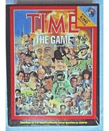 TIME the GAME Vintage Board Game Educational Game of Knowledge Trivia 19... - $15.00