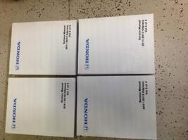 2011 2012 Honda Odyssey VAN Service Repair Shop Workshop Manual Set Brand New - $297.00