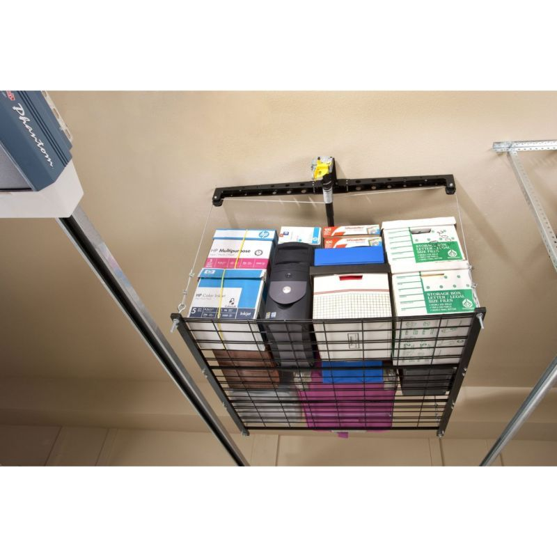 GARAGE PULLEY OVERHEAD HOIST HANGING STORAGE SYSTEM KIT - $224.10