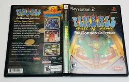PlayStation Pinball Hall of Fame Gottlieb Collection PS2 Complete - $6.28