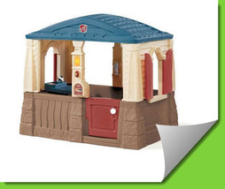 Kids Girls Pretend Play House Indoor / Outdoor Toy Home House Childrens ... - $259.99