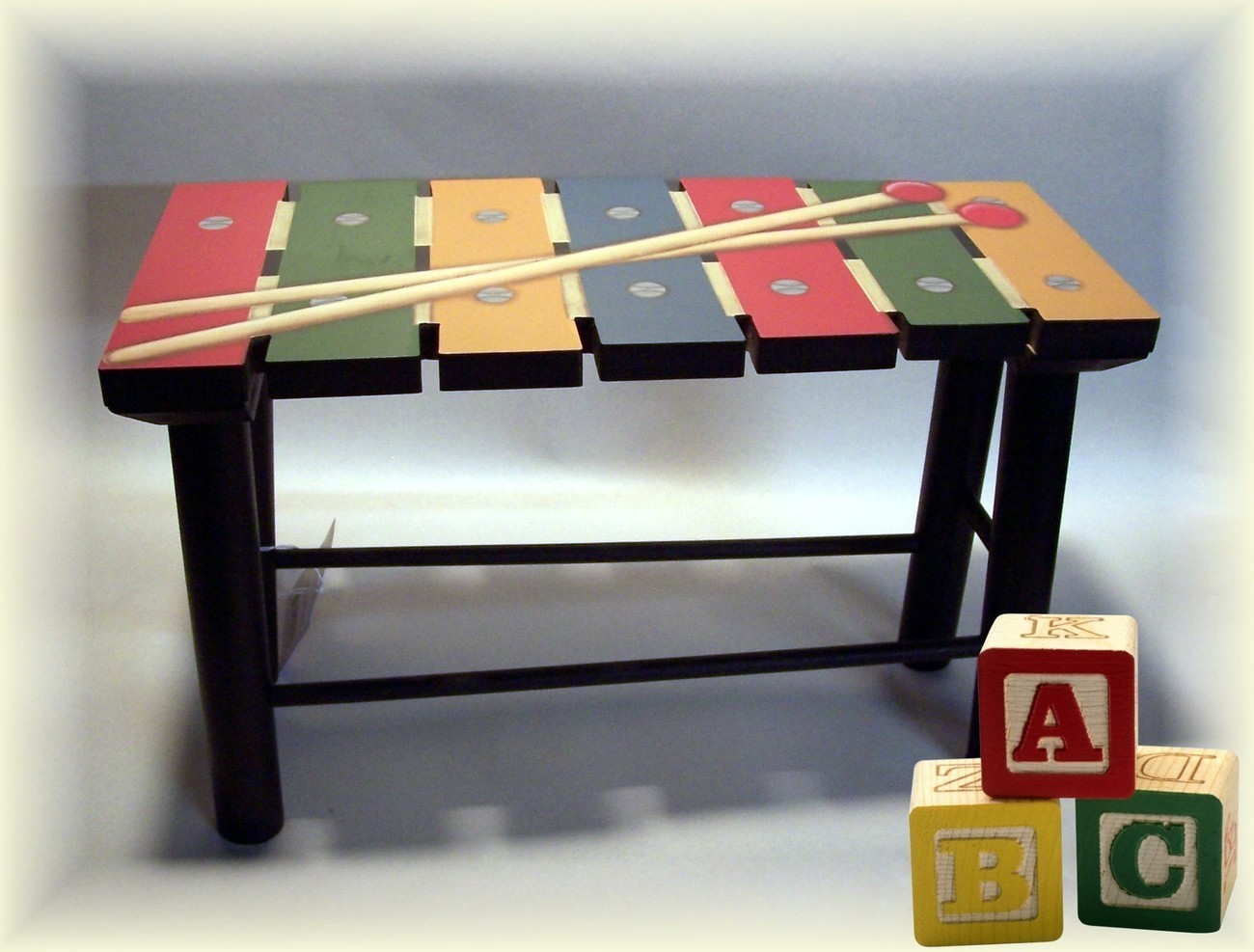 Xylaphone stool