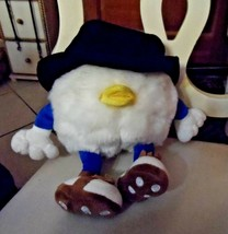 Daphne Golf Club Cover Ball Duck Chicken Chick Plush Doll - $26.00