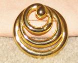 Gold circle pin3 thumb155 crop