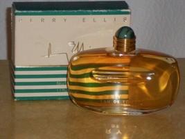 Vintage 1980s PERRY ELLIS France 1.7 oz Women Eau de Toilette Splash EDT - $67.32