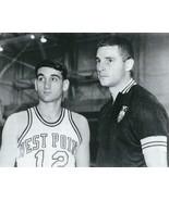 MIKE KRZYZEWSKI & BOBBY KNIGHT 8X10 PHOTO WEST POINT BASKETBALL NCAA COA... - $3.95