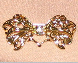 Gold bow pin thumb155 crop