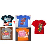 Disney Cars Lightning McQueen or Blaze Toddler Boys Various T-Shirts & S... - $13.99