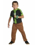 Ben 10 OMNIVERSE COSTUME SMALL 3 TO 4 YEARS 2 STYLES - $24.43
