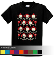 Ugly Clown Sweater Funny Men's T-Shirt Size S-3xl - $19.00