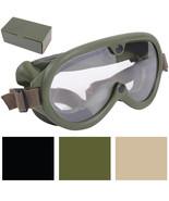 Sun Wind Dust Military Goggles Tactical Ballistic Eye Protection Heavy Duty - $15.99