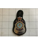 Obsolete Royal Australian Air Force Police (RAAF Service Police) Fob Bad... - $275.00